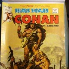 Cómics: RELATOS SALVAJES, Nº 83, CONAN. Lote 116112451