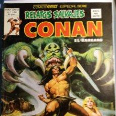Cómics: RELATOS SALVAJES, Nº 84, CONAN. Lote 116112539