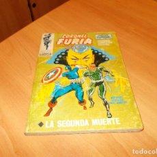 Cómics: CORONEL FURIA V.1 Nº 16. USADO. LEER DESCRIPCION. Lote 116113783