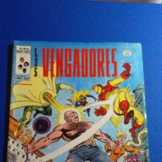 Cómics: LOS VENGADORES - MUNDI COMICS VOLUMEN 2 NÚMERO 40 - EDICIONES VÉRTICE. Lote 116152659