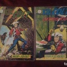 Cómics: KID COLT NÚMEROS 3 Y 8 EDITORIAL VÉRTICE.. Lote 116156459