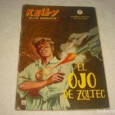 Cómics: KELLY OJO MAGICO N° 1. EL OJO DE ZOLTEC .. Lote 116157115