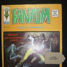 Cómics: VERTICE FANTOM. VOL. 2 Nº 7. FEBRERO 1975. Lote 116383375