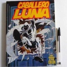 Cómics: CABALLERO LUNA - CÓMIC RETAPADO 1 A 5 - SUPERHÉROE - ED SURCO MUNDI COMICS 180 PÁGINAS COLOR AÑOS 80. Lote 116472755