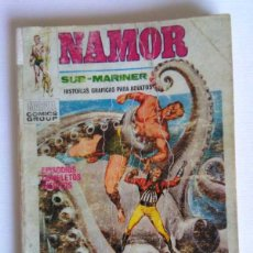 Cómics: NAMOR Nº 12, VOL.1 DE VÉRTICE (TACO). Lote 116504451