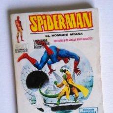 Cómics: SPIDERMAN Nº 17, FORMATO TACO DE VÉRTICE. EL ARTERO HOMBRE LAGARTO, DE LEE-ROMITA. BUEN ESTADO. Lote 116589359