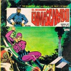 Cómics: EL HOMBRE ENMASCARADO VOLUMEN 2 Nº 35 - AÑO 1981. Lote 116609107