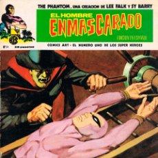 Cómics: EL HOMBRE ENMASCARADO Nº 21, AÑO 1974.. Lote 116609219