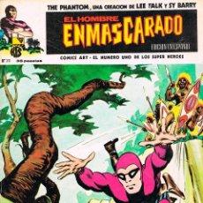 Cómics: EL HOMBRE ENMASCARADO Nº 20, AÑO 1974.. Lote 116609299