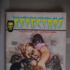 Comics: ESPECTROS Nº 5 - VERTICE - AÑO 1972. Lote 116615191