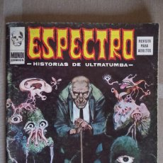 Comics: ESPECTROS Nº 33 - VERTICE - 1973. Lote 116619831
