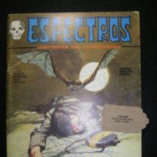 Cómics: ESPECTROS, HISTORIAS DE ULTRATUMBA. LA VENGANZA DEL FANTASMA ESCLAVO. Lote 116728523