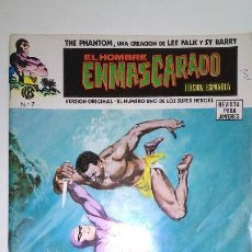 Cómics: EL HOMBRE ENMASCARADO. ED. VERTICE. * OFERTA LOTE DE 10 Nº (VER FOTOS). Lote 116772099