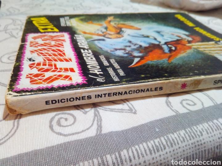 Cómics: spider nº 22 vertice taco satanica melodia - Foto 3 - 116900707