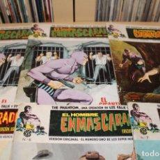 Cómics: LOTE EL HOMBRE ENMASCARADO V1. Lote 116958607