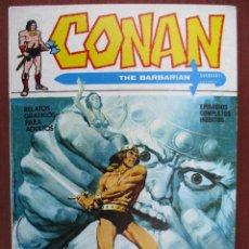 Cómics: CONAN Nº 2. VOLUMEN 1. EDITORIAL VERTICE.. Lote 117000291