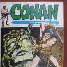 Cómics: CONAN Nº 4. VOLUMEN 1. EDITORIAL VERTICE.. Lote 117000487
