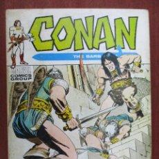 Cómics: CONAN Nº 12. VOLUMEN 1. EDITORIAL VERTICE.. Lote 117000619