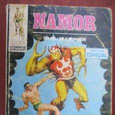 Cómics: NAMOR Nº 5. VOLUMEN 1. EDITORIAL VERTICE.. Lote 117001519