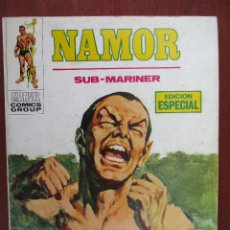 Cómics: NAMOR Nº 11. VOLUMEN 1. EDITORIAL VERTICE.. Lote 117002783