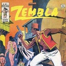 Cómics: COMIC VERTICE VOL 1 Nº4 ZEMBLA. Lote 117041451