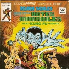 Cómics: RELATOS SALVAJES- ARTES MARCIALES- V- 1 - Nº 45 -DOUG MOENCH-POLLARD-1978-REGULAR-LEAN-8365. Lote 117161335