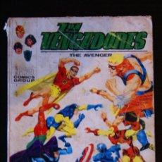 Cómics: LOS VENGADORES VOLUMEN 1, Nº 31. VERTICE. COMIENZA EL JUEGO (CONTRA EL ESCUADRÓN SUPREMO)/TACO/VOL/I. Lote 117232251