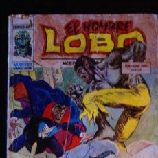 Cómics: EL HOMBRE LOBO VOLUMEN 1, Nº 10 (ÚLTIMO). VERTICE./TACO/VOL/I/WEREWOLF BY NIGHT. Lote 117234507