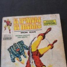 Comics - El hombre de hierro n°17, vertice - 117283014