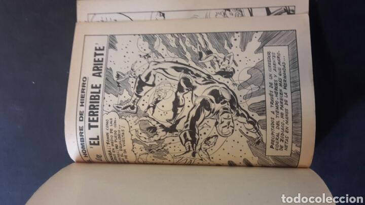 Cómics: El hombre de hierro n°17, vertice - Foto 2 - 117283014