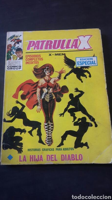 PATRULLA X N°22. VERTICE 1974 (Tebeos y Comics - Vértice - Patrulla X)