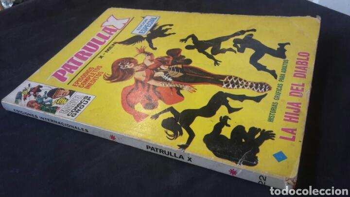 Cómics: Patrulla X n°22. Vertice 1974 - Foto 2 - 117299376
