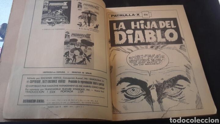 Cómics: Patrulla X n°22. Vertice 1974 - Foto 4 - 117299376