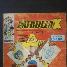 Cómics: PATRULLA X N°20. VERTICE 1971. Lote 117300228