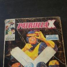 Cómics: PATRULLA X N°27. VERTICE 1971. Lote 117300623
