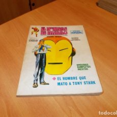 Comics - EL HOMBRE DE HIERRO V.1 Nº 12 - 117308895