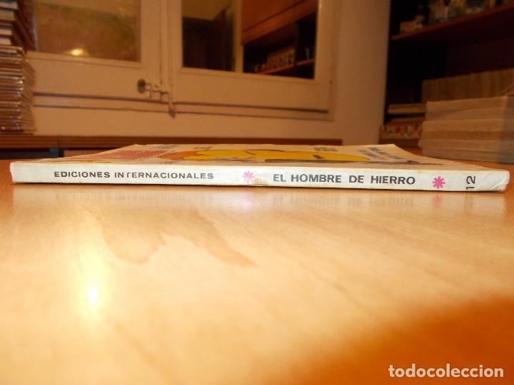 Cómics: EL HOMBRE DE HIERRO V.1 Nº 12 - Foto 2 - 117308895