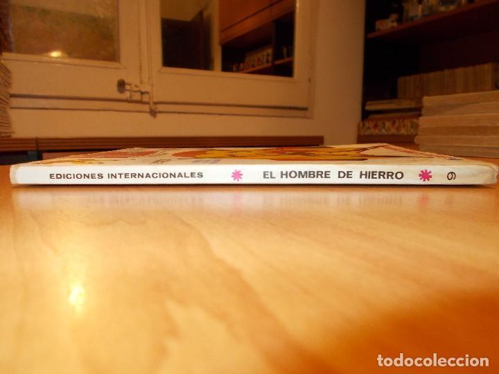 Cómics: EL HOMBRE DE HIERRO V.1 Nº 9 - Foto 2 - 117309855