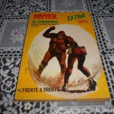 Cómics: VÉRTICE VOL. 1 MYTEK EL PODEROSO Nº 5. 1966. 25 PTS. FRENTE A FRENTE. B.E.. Lote 117322879