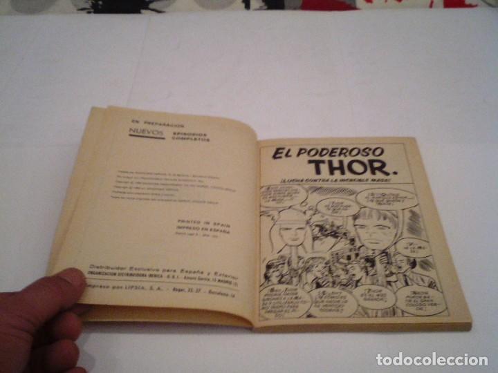 Cómics: THOR - VOLUMEN 1 - VERTICE - COLECCION COMPLETA - BUEN ESTADO - GORBAUD - Foto 7 - 117414171