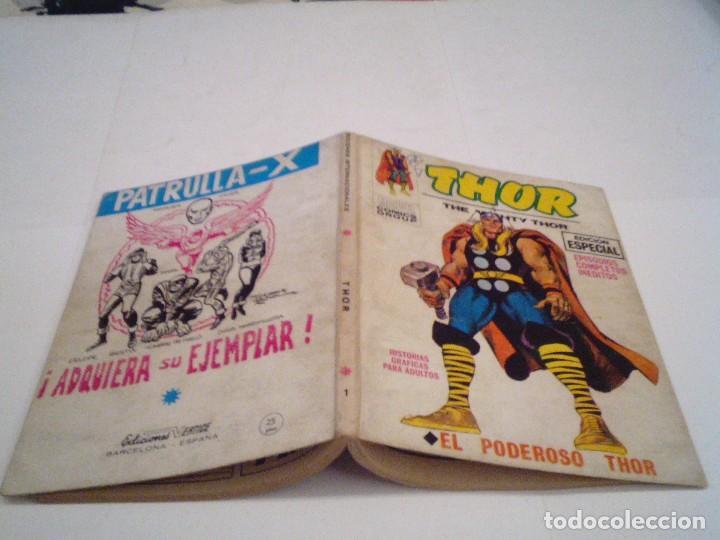 Cómics: THOR - VOLUMEN 1 - VERTICE - COLECCION COMPLETA - BUEN ESTADO - GORBAUD - Foto 9 - 117414171