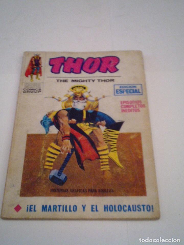 Cómics: THOR - VOLUMEN 1 - VERTICE - COLECCION COMPLETA - BUEN ESTADO - GORBAUD - Foto 10 - 117414171