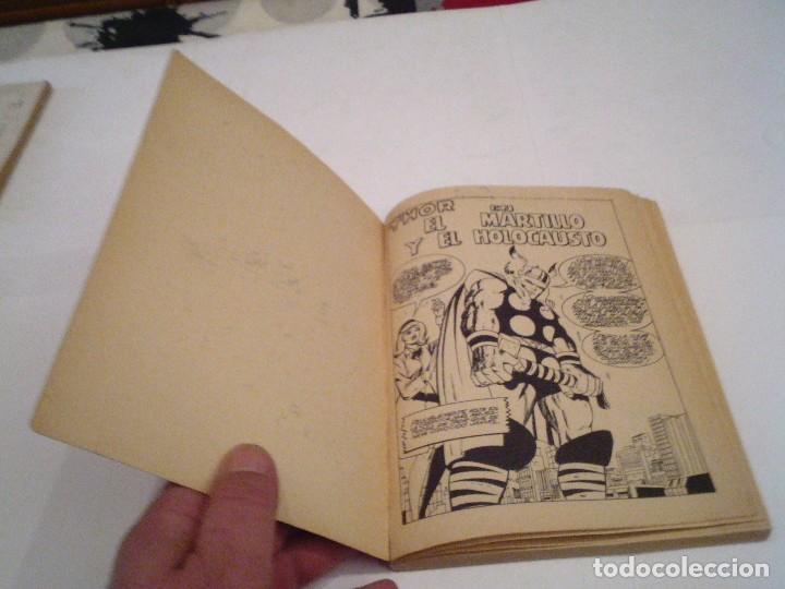 Cómics: THOR - VOLUMEN 1 - VERTICE - COLECCION COMPLETA - BUEN ESTADO - GORBAUD - Foto 11 - 117414171