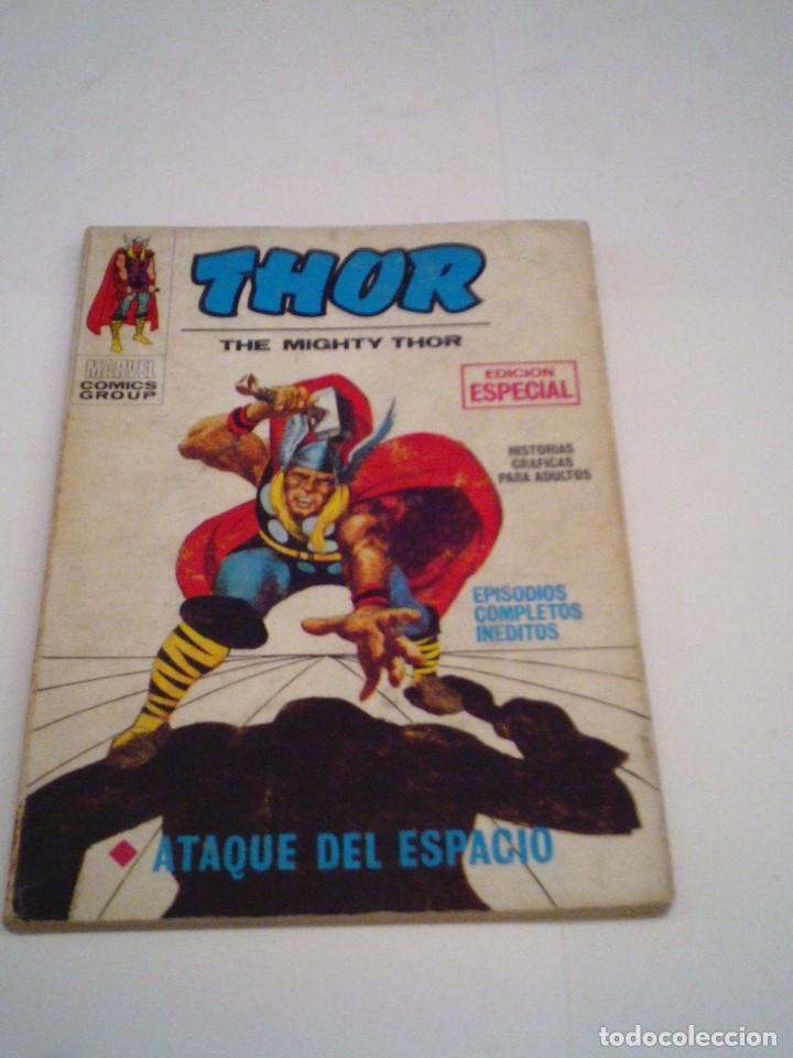 Cómics: THOR - VOLUMEN 1 - VERTICE - COLECCION COMPLETA - BUEN ESTADO - GORBAUD - Foto 14 - 117414171