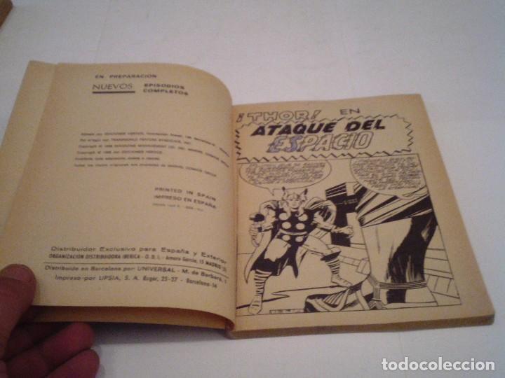 Cómics: THOR - VOLUMEN 1 - VERTICE - COLECCION COMPLETA - BUEN ESTADO - GORBAUD - Foto 16 - 117414171