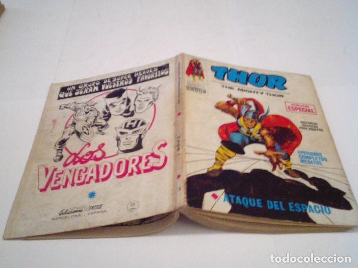 Cómics: THOR - VOLUMEN 1 - VERTICE - COLECCION COMPLETA - BUEN ESTADO - GORBAUD - Foto 18 - 117414171