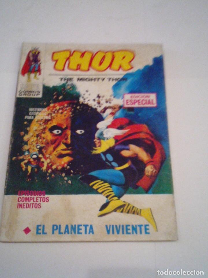 Cómics: THOR - VOLUMEN 1 - VERTICE - COLECCION COMPLETA - BUEN ESTADO - GORBAUD - Foto 19 - 117414171