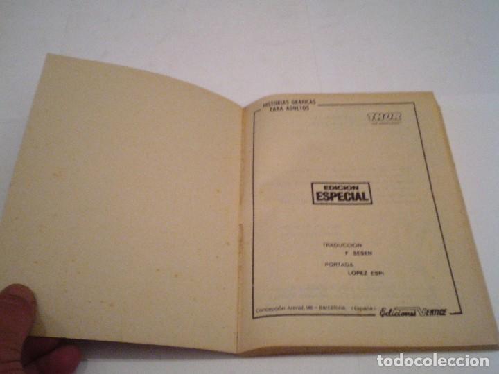 Cómics: THOR - VOLUMEN 1 - VERTICE - COLECCION COMPLETA - BUEN ESTADO - GORBAUD - Foto 20 - 117414171