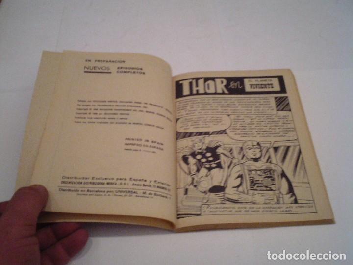 Cómics: THOR - VOLUMEN 1 - VERTICE - COLECCION COMPLETA - BUEN ESTADO - GORBAUD - Foto 21 - 117414171