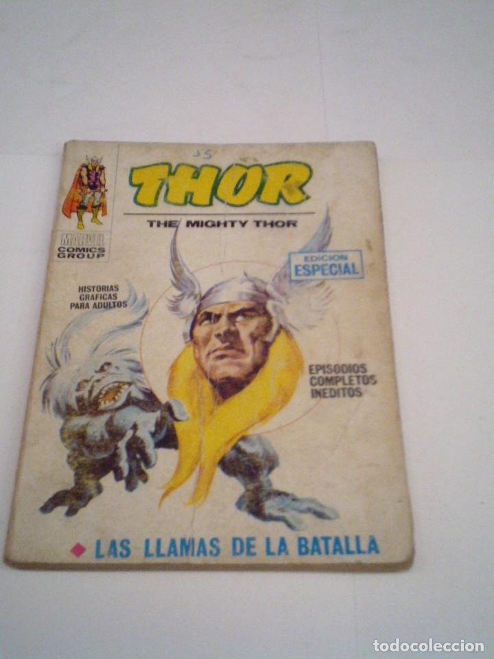 Cómics: THOR - VOLUMEN 1 - VERTICE - COLECCION COMPLETA - BUEN ESTADO - GORBAUD - Foto 24 - 117414171
